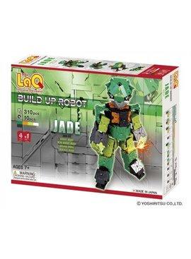 LaQ LaQ Buildup Robot Jade