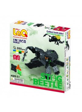 LaQ LaQ Insect World Stag Beetle