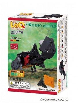LaQ LaQ Insect World Mini Rhino Beetle