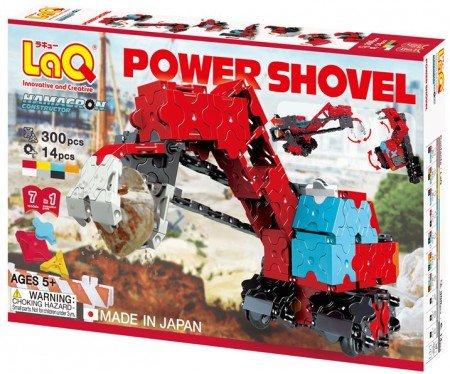 LaQ LaQ Hamacron Constructor Power Shovel
