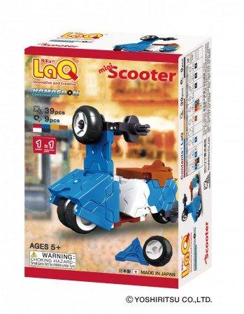LaQ LaQ Hamacron Constructor Mini Scooter