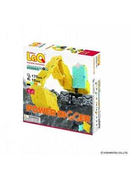 LaQ LaQ Hamacron Constructor Power Digger