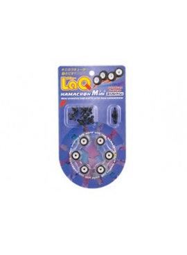 LaQ LaQ Hamacron Mini Parts (wielen & assen)