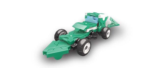 LaQ LaQ Hamacron Mini Racers 3