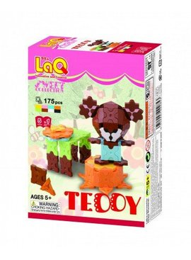 LaQ LaQ Sweet Collection Teddy