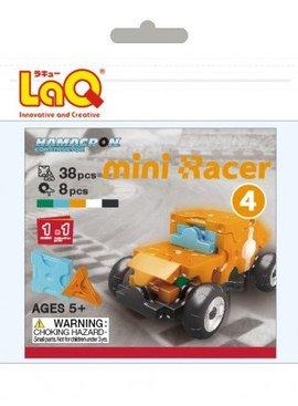 LaQ LaQ Hamacron Mini Racers 4