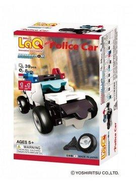 LaQ LaQ Hamacron Constructor Mini Police Car