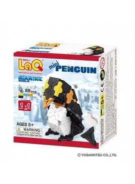 LaQ LaQ Marine World Mini Penguin