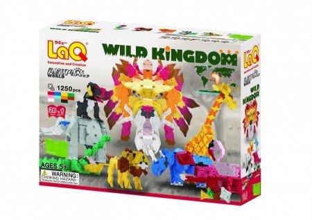 LaQ LaQ Animal World Wild Kingdom