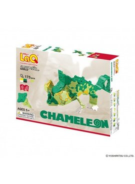 LaQ LaQ Animal World Chameleon