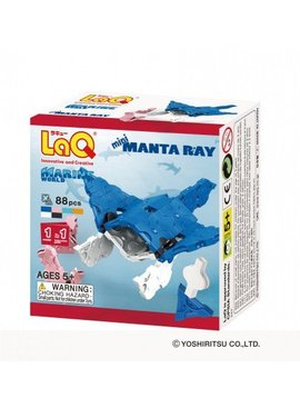 LaQ LaQ Marine World Mini Manta