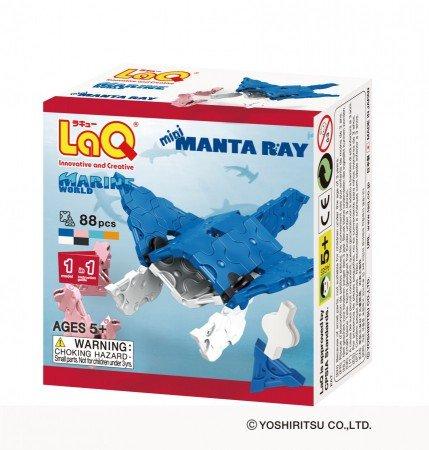 LaQ LaQ Marine World Mini Manta