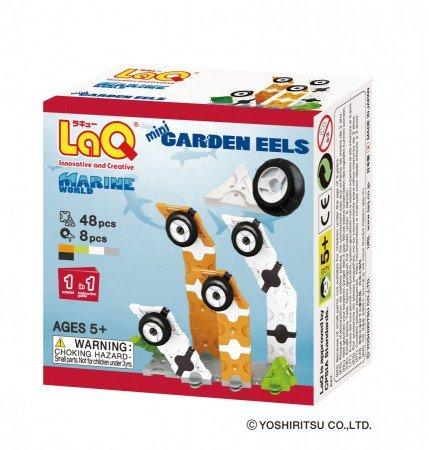 LaQ LaQ Marine World Mini Garden Eels