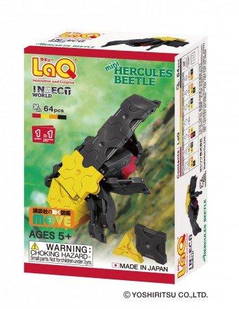 LaQ LaQ Insect World Mini Hercules Beetle
