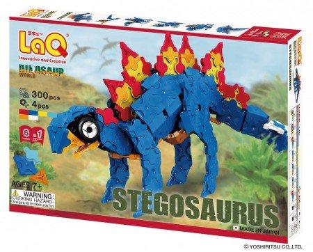 LaQ LaQ Dinosaur World Stegosaurus
