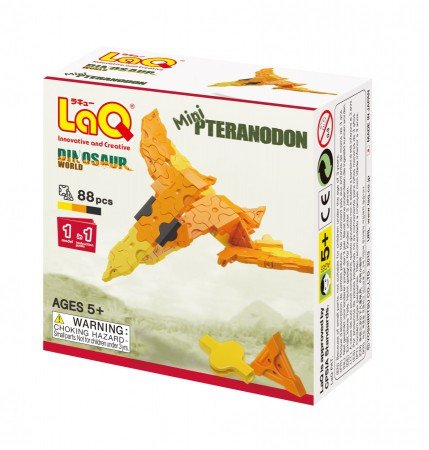 LaQ LaQ Dinosaur World Mini Pteranodon