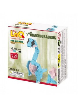 LaQ LaQ Dinosaur World Mini Brachiosaurus