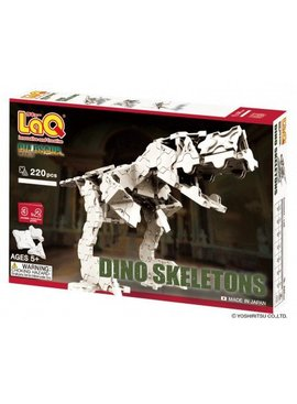 LaQ LaQ Dinosaur World Dino Skeleton