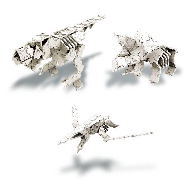 LaQ LaQ Dinosaur World Dino Skeleton