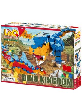 LaQ LaQ Dinosaur World Dino Kingdom