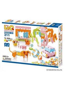 LaQ LaQ Basic 211 Pastel
