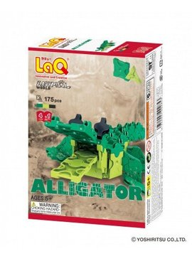LaQ LaQ Animal World Alligator