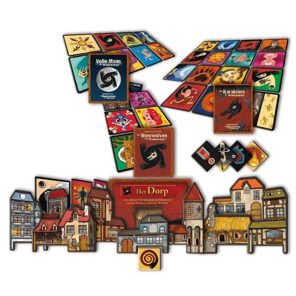 999 Games Het Pact: Weerwolven
