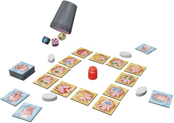999 Games Varkentjes Wassen