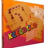 Keezbord Keezbord hout aanvulset 6 spelers