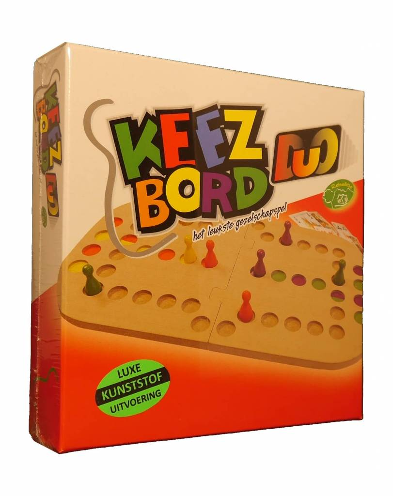 Keezbord Keezbord Kunststof Duo