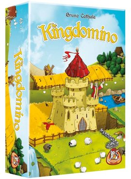 White Goblin Games Kingdomino