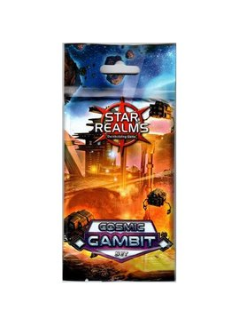 White Wizard Games Star Realms - Cosmic Gambit