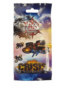 White Wizard Games Star Realms - Crisis: Bases & Battleship