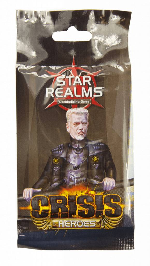 White Wizard Games Star Realms - Crisis: Heroes