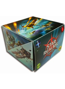 White Wizard Games Legion - Deckbox - Star Realms Flip Box