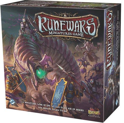 Fantasy Flight Games RuneWars The Miniatures Game