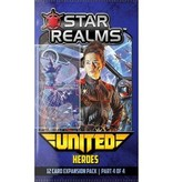 Star Realms - United: Heroes