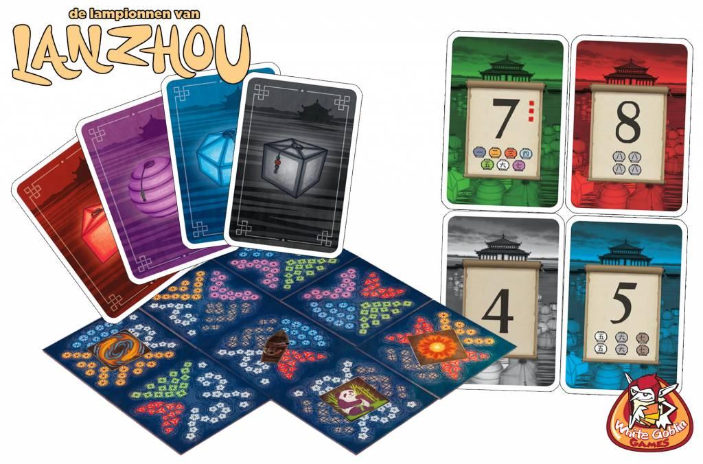 White Goblin Games De Lampionnen van Lanzhou