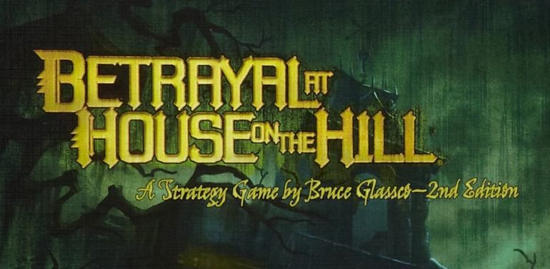 Recensie Betrayal at house on the hill incl. Widow's walk