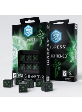 Ingress Enlightened 6D6 Dice