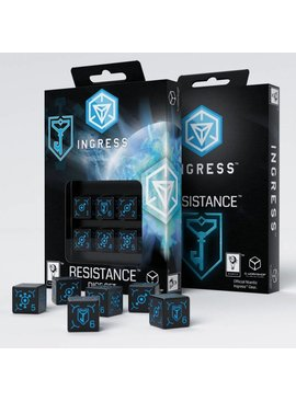 Ingress Resistance Dice 6D6