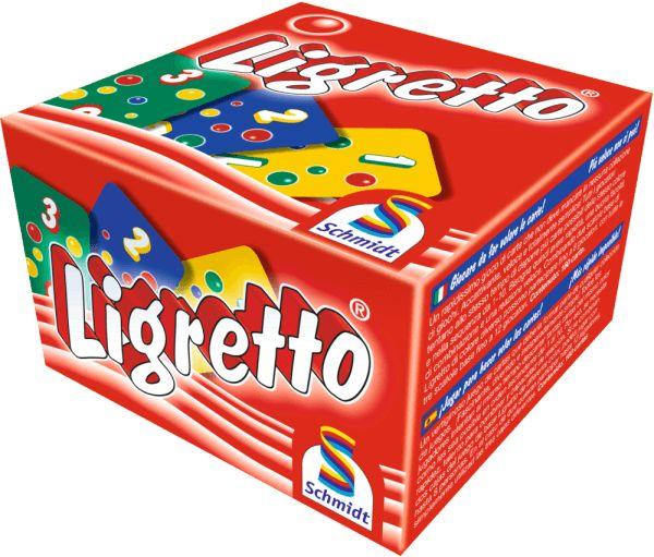 Ligretto Rood