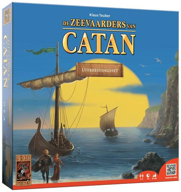 Kolonisten van Catan: De Zeevaarders