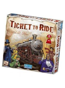 Days of Wonder Ticket to Ride - USA