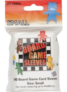 Dragon Shield Sleeves Board Game - Small (44x68mm)