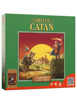 De Vorsten van Catan: Gouden tijden