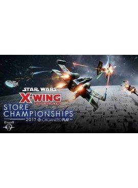 X-wing Store Championship - 9  juli 2017