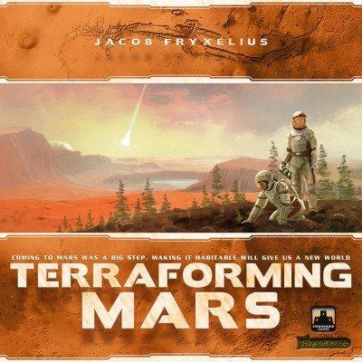Terraforming Mars - NL