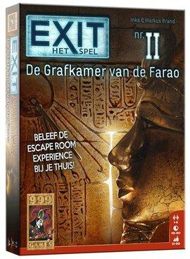 EXIT - De Grafkamer van de Farao