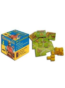 Carcassonne Mini 4 - De Goudmijnen